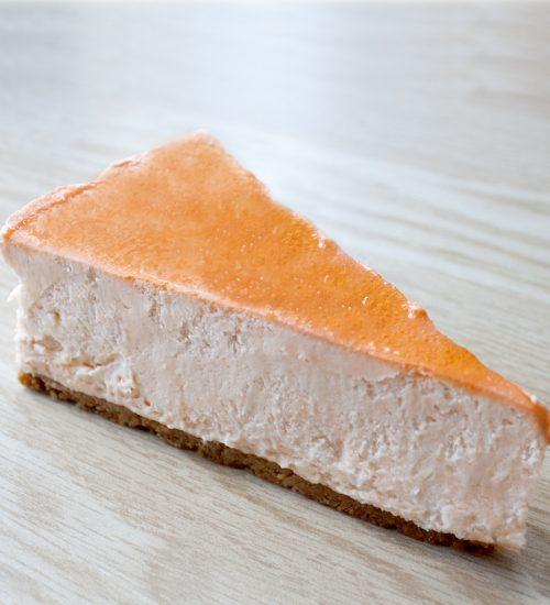 Sinaasappelkwark punt