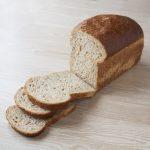 Rond bruin brood
