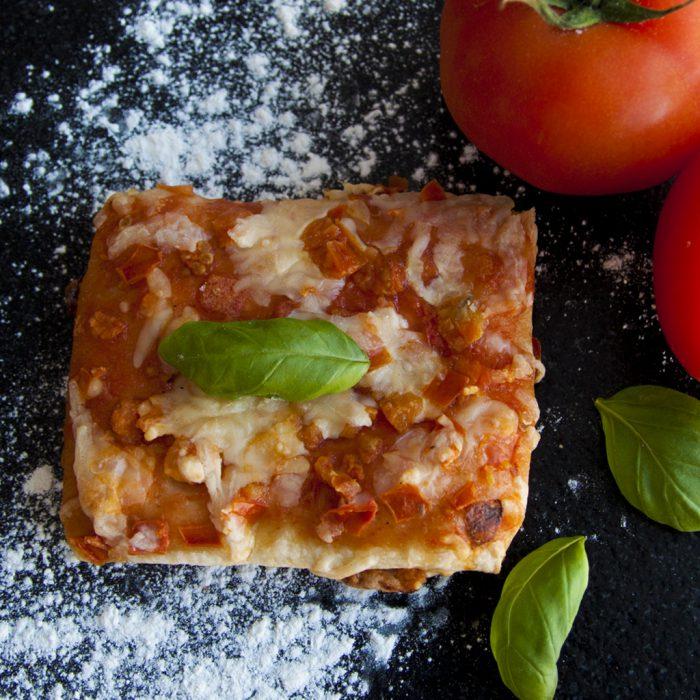 Pizza Slide margherita