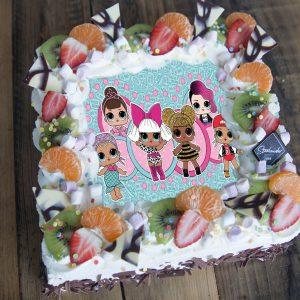 L.O.L. taart
