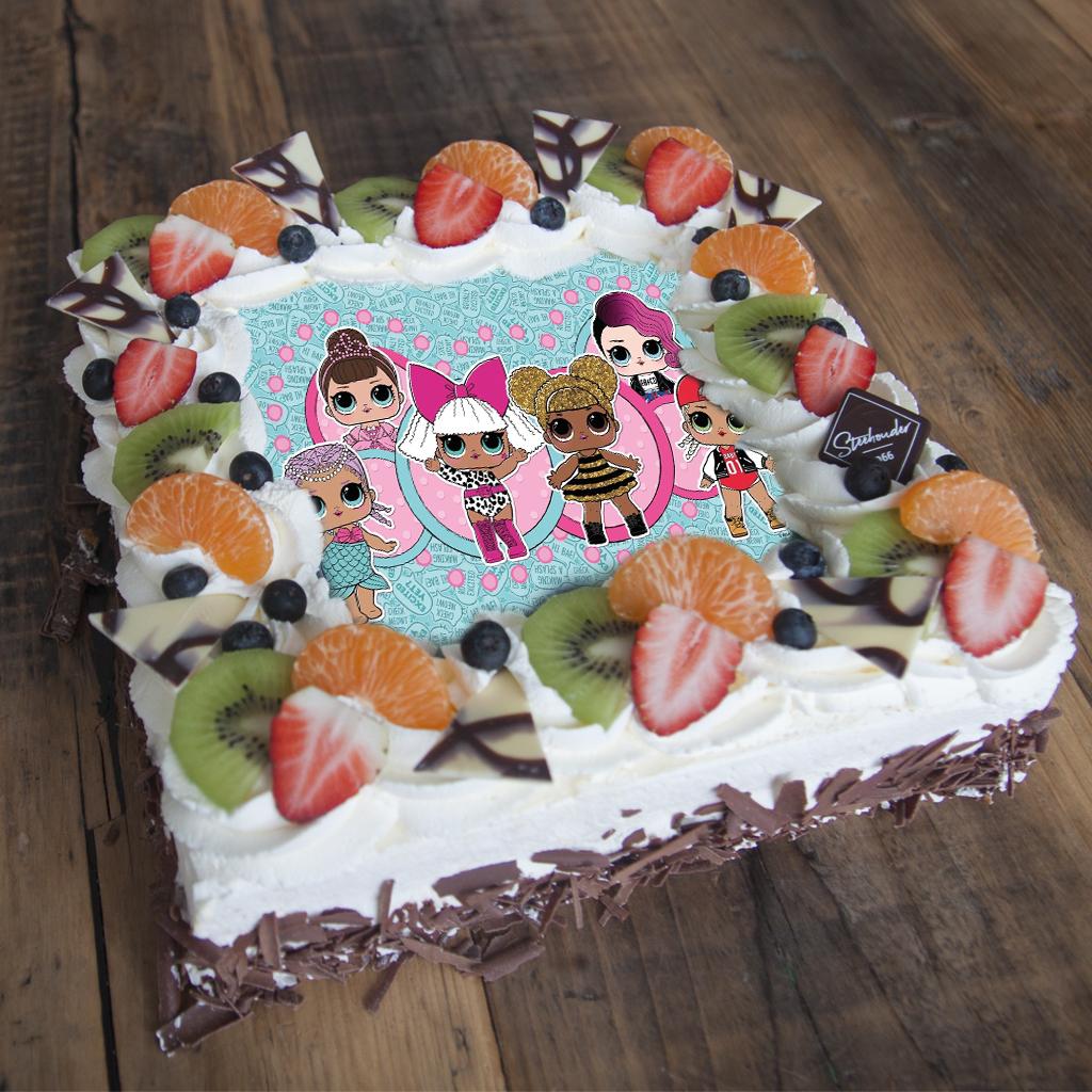 Foto taarten Meiden