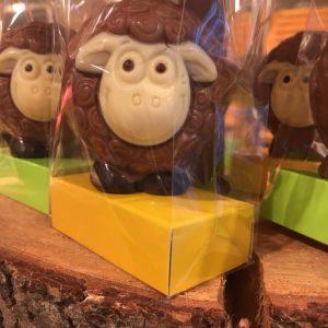 Chocolade schaapje