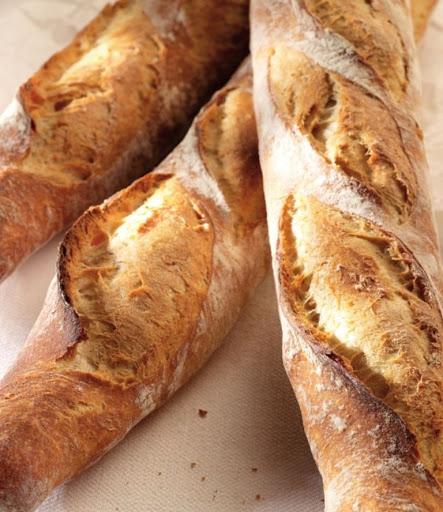 Frans stokbrood bruin