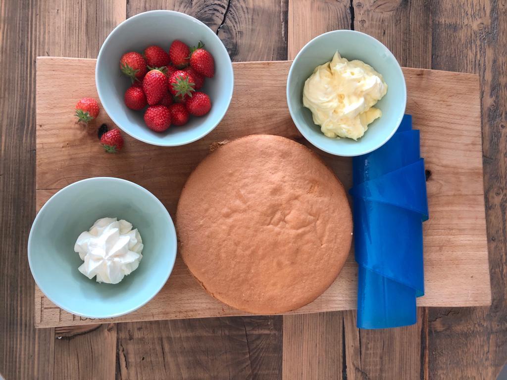 Maak de lekkerste taart – Kid